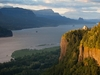 Crown Point Overlooking Columbia River Gorge