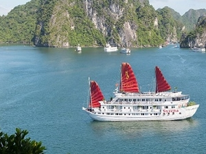 Halong Bay 1 Day Only 38 USD Photos