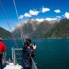 Cruising Fiordland - Southland NZ
