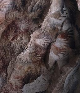 Cueva De Las Manos Rock Painting