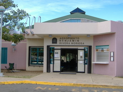 Culebra Benjamin Rivera Noriega Airport