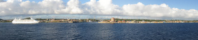 Curacao  Panorama