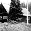 Cut Bank Ranger Station Historic District - Glacier - USA
