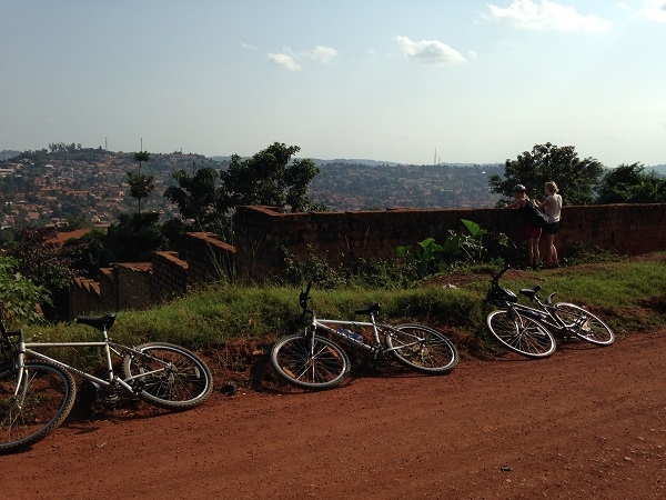 Uganda Bicycle Tour and Hires Photos