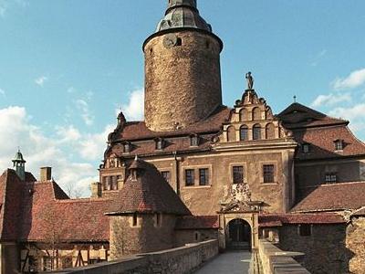 Czocha-Castle-Poland