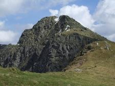 Ďumbier From Mount Krúpova Hoľa