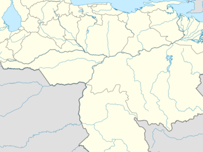 Cabimas Is Located In Venezuela