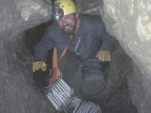 Cadomin Cave