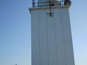 Cape Bailey Light