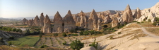 Fairy Chimneys Rock Formation Nearby Göreme