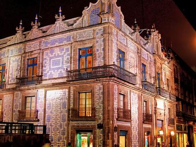 Casa de los azulejos mexico city m xico informaci n for Sanborns azulejos mexico city
