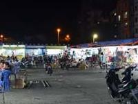 Cat Ba Town Market