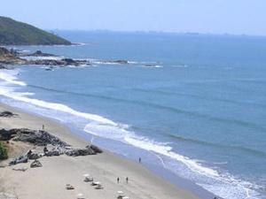 Chapora Beach