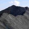 Mountain Seen From Punta Bagna