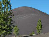 Cinder Cone and the Fantastic Lava Beds