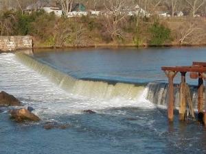 City Mills Dam