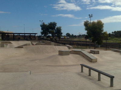 City Sk8 Park