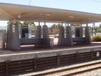Claisebrook Railway Station