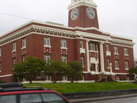 Clallam County Courthouse