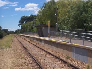 Clovelly Park Railway Station