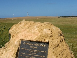 Codrington Wind Farm
