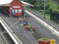 Coledale Railway Station