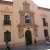 Colegio Montserrat Entrance