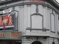 Coliseum Theatre Kuala Lumpur