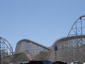 Colossus Six Flags Magic Mountain