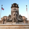 Columbus Fountain