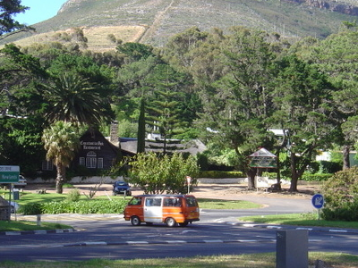Constantia Nek