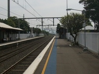 Corrimal Railway Station