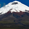Cotopaxi Volcano At Cotopaxi National Park