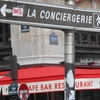 Conciergerie Sign
