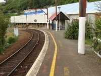 Crofton Downs Railway Station