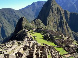 Alternative Inca Trail.. Best Option to Arrive at Machu Picchu Photos