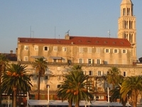 Split Guided Walking Tour
