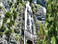 Dalfazer Falls