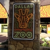 Dallas Zoo Main Gate
