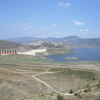 Dam On Tijuana River