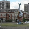 Dancing Fish On Erith Roundabout