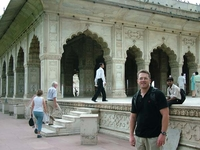 David At Rang Mahal