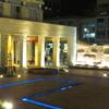 Davidka Square At Night