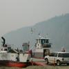 Dawson City Ferry