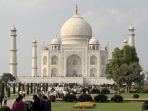 Day Trip Taj Mahal