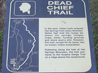 Dead Chief Trail