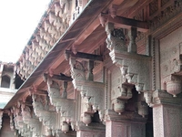 Decorated Columns