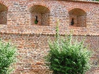 Defensive Walls and dungeons in Przeworsk