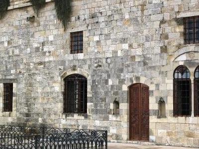 Deir El Qamar Synagogue