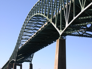 Delaware River - Turnpike Toll Bridge
